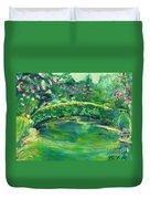 Mynelle Gardens Duvet Cover