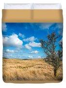 Mynydd Hiraethog Duvet Cover