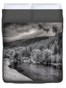 Myrtle Creek 2 Duvet Cover