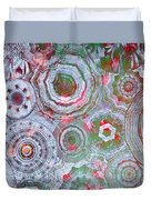 Mysterious Circles 3 Duvet Cover