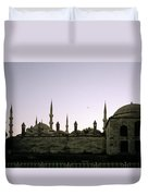 Mysterious Istanbul Duvet Cover