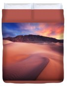 Mysterious Mesquite Duvet Cover by Darren  White