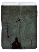 Mysterious Wall Duvet Cover