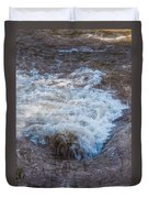 Mysterious Wave Duvet Cover