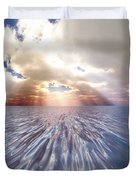 Mystery Sea Duvet Cover
