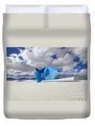 Mystic Blue 11 Duvet Cover