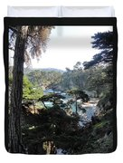 Mystic Bridge Duvet Cover