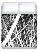 Mystic Forest Duvet Cover by Steven Milner
