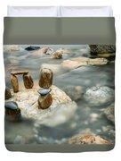 Mystic River IIi Duvet Cover