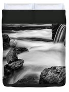 Mystic River S2 Iv Duvet Cover by Marco Oliveira
