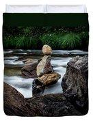 Mystic River S2 Viii Duvet Cover