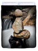 Mystic River S2 Xi Duvet Cover
