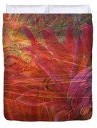 Mystical Dahlia Duvet Cover