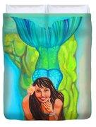 Mystical Mermaid Duvet Cover