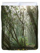 Mythical Place Duvet Cover