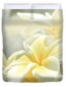 Na Lei Pua Melia Aloha E Ko Lele Duvet Cover