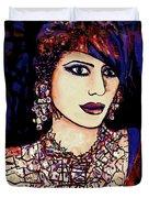 Nadira Duvet Cover