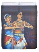Namaskaaramu Duvet Cover
