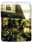 Nantucket Cottage Duvet Cover