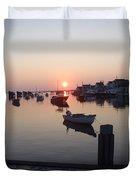 Nantucket Sunrise 1 Duvet Cover