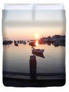 Nantucket Sunrise 2 Duvet Cover