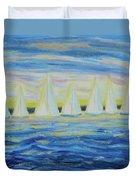 Nantucket Sunrise Duvet Cover
