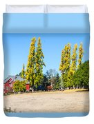 Napa Working Farm Duvet Cover