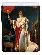 Napoleon Bonaparte Duvet Cover