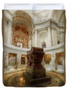 Napoleon's Tomb - A Different View  Duvet Cover