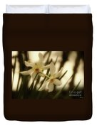 Narcisi Duvet Cover