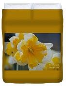 Narcissus 014-1 Duvet Cover