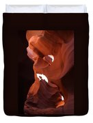 Narrow Canyon Xiv Duvet Cover