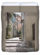 Narrow Lane - Arles Duvet Cover