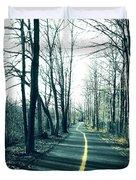Narrow Path Duvet Cover
