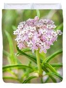 Narrowleaf Milkweed Duvet Cover