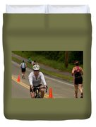Nashua Sprint Y-tri Focused Duvet Cover