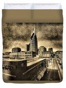 Nashville Grunge Duvet Cover