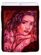 Natalie 1 Duvet Cover