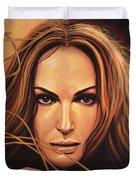 Natalie Portman Duvet Cover