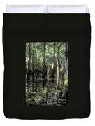 Natchez Trace Cypress Duvet Cover