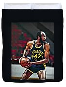 Nate Thurmond Duvet Cover