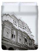 Nathmalji Ki Haveli Duvet Cover