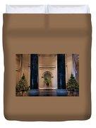 National Gallery Of Art Christmas Duvet Cover