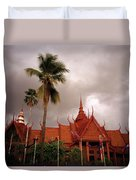 National Museum Of Cambodia Duvet Cover