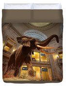 National Museum Of Natural History Duvet Cover