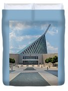 National Museum Of The Marine Corps Duvet Cover