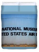 National Museum United States Air Force Duvet Cover
