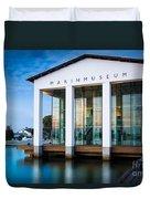 National Naval Museum Duvet Cover
