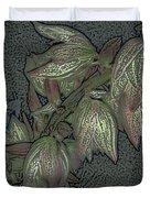 Native Plant 1 Duvet Cover