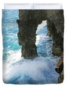 Natural Arch II Duvet Cover